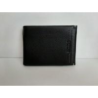 Мужской кошелёк из экокожи