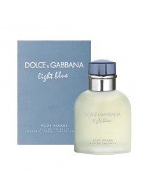 E135-LIGHT BLUE DOLCE GABBANA от Loris Parfum
