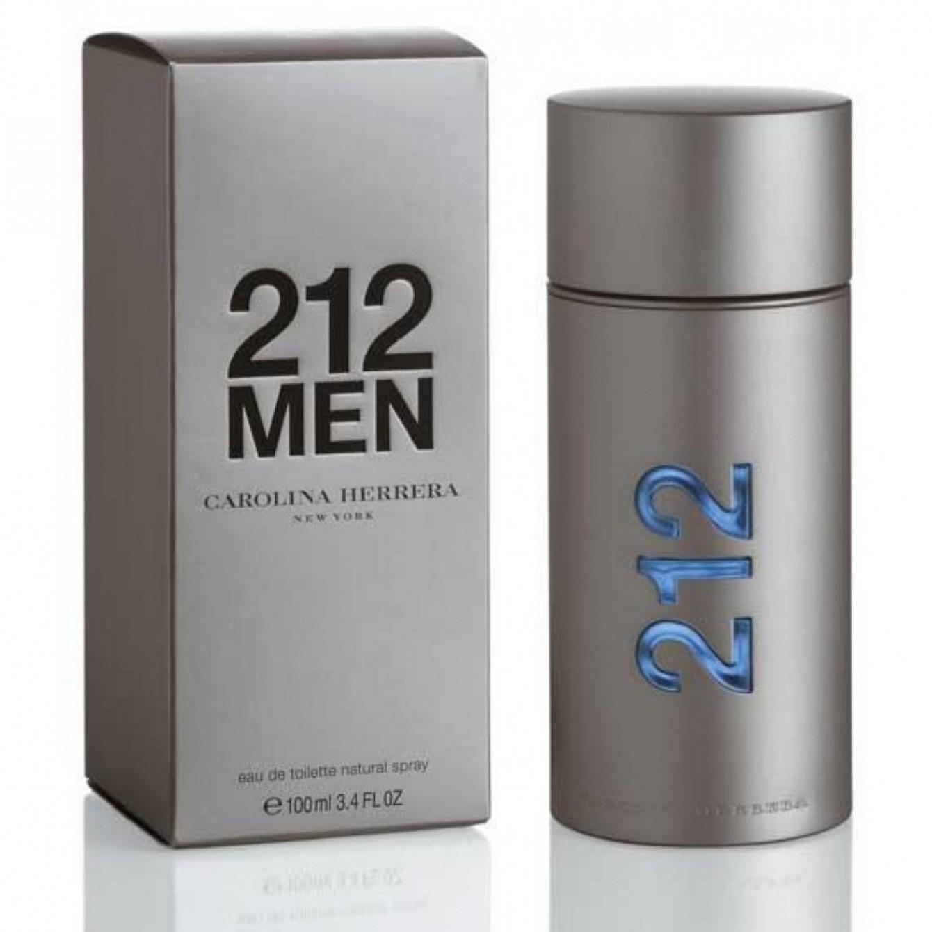 212 Men Carolina Herrera от Loris Parfum