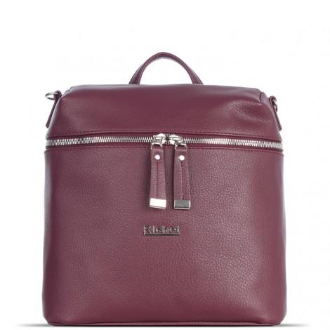Женская рюкзак из эко кожи